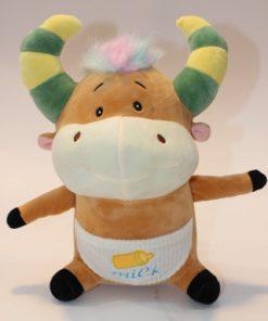 عروسک گاو شاخدار