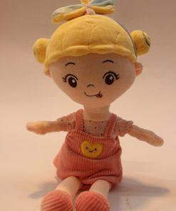 عروسک دخترک مو طلایی