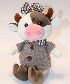 عروسک گاو زمستونی