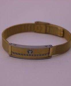 دستبند رولکس حصیری