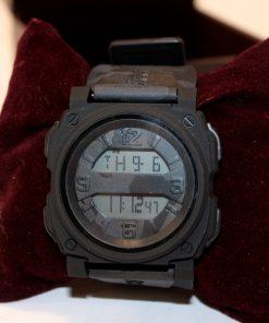ساعت بنمی